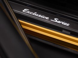 Millionaire Car : 911 Turbo S Exclusive Series