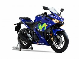 ยามาฮ่าเปิดตัวกราฟิกใหม่ 4 สายพันธุ์แกร่ง กับ MotoGP Edition Series