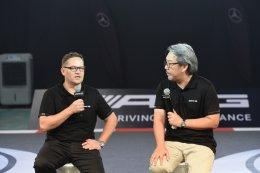 เบนซ์ เปิดตัว AMG GT R และ AMG GT C ตอบสนองทุกความเร้าใจ