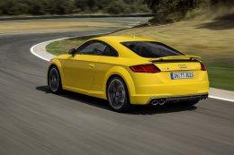 ฉลอง 20 ปี อาวดี้ แจก Audi TTS Coupé