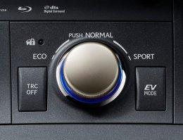 Lexus CT200h ไฮบริดแฮทช์แบค ปรับโฉมใหม่