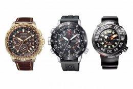ซิติเซ็นยกทัพเปิดตัวนาฬิกาล่าสุด  4 รุ่น ในงาน Basel World 2017