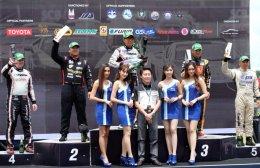 มาสด้า2 แรงคว้าแชมป์ไทยแลนด์ ซูเปอร์ ซีรี่ส์ 2017