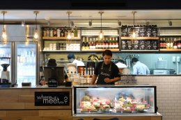 The COFFEE CLUB ผสานรสชาติตะวันตกกับความเป็นไทยอย่างลงตัว