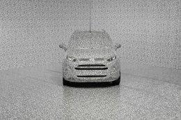 ฟอร์ดใช้เทคโนโลยีภาพลวงตา สำหรับรถใหม่ที่ใช้ทดสอบ