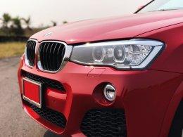 BMW X4 ครอสโอเวอร์สมรรถนะเยี่ยม