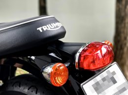 Triumph  Bonneville t100 บิ๊กไบค์ คลาสสิกสไตล์อังกฤษ