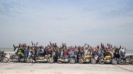 'One Ride' 2017 นักขับรอยัล เอนฟิลด์ทั่วโลกแสดงพลังแห่งมิตรภาพ