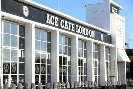 """""""ไทรอัมพ์"""" พาเที่ยว Ace Cafe London"""