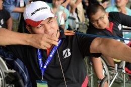 ไทยบริดจสโตน เฟ้นหาสุดยอดนักกีฬาผู้พิการทีมชาติสู่สนามพาราลิมปิก 2020