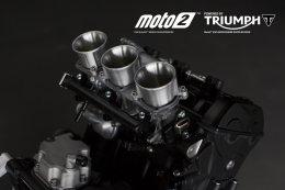 ไทรอัมพ์ มอเตอร์ไซเคิลส์ ผลิตเครื่องยนต์ลุย Moto2TM ประจำฤดูกาล 2019