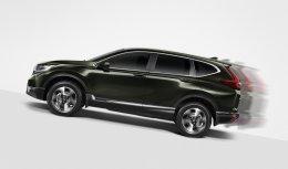 Millionaire Testdrive Honda CR-V i-DTEC Diesel Turbo