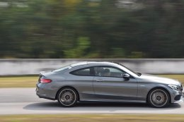 เปิดตัว Mercedes-AMG C 43 4MATIC Coupé
