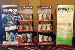 """""""เอเนออส"""" น้ำมันเครื่องสัญชาติญี่ปุ่นบุกไทย ส่งผลิตภัณฑ์ใหม่พร้อมรุกตลาดเต็มที่"""