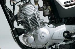 Suzuki GD110HU กราฟฟิกใหม่ หัวใจเรโทร