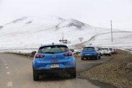 พิสูจน์พลังสกายแอคทีฟ กับคาราวานเปิดประสบการณ์สุดขั้วโลกไปกับมาสด้า