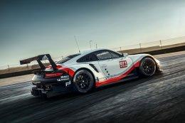 ปอร์เช่ 911 อาร์เอสอาร์ (911 RSR) ใหม่