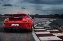 ปอร์เช่ 911 จีที 3 (911 GT3) ใหม่