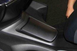 """ยามาฮ่าดึง """"รอสซี่"""" ร่วมเปิดตัว """"Yamaha Aerox 155"""" ออโตเมติกสายพันธุ์สปอร์ตรุ่นใหม่ครั้งแรกของโลกที่สนามเซปัง"""