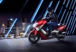 Yamaha NMAX…New Color สปอร์ตเมติก 155cc สีใหม่