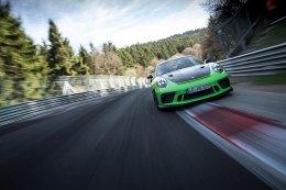 ปอร์เช่ 911 ยนตรกรรมสปอร์ต ผู้จารึกสถิติบนสนามNürburgring-Nordschleife