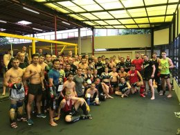 Introducing the All-New, Bigger & Better Muay Thai Academy!