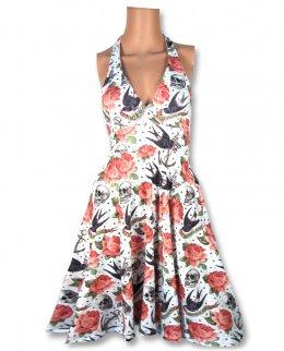 Liquor Brand ROSE TATTOO Damen Kleid