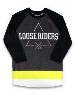 Loose Riders EPIC 2 lifestyle Men Raglans