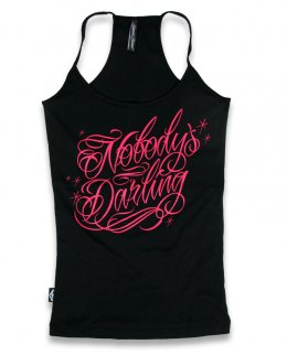 Liquor Brand NOBODY'S DARLING Damen Tank Tops