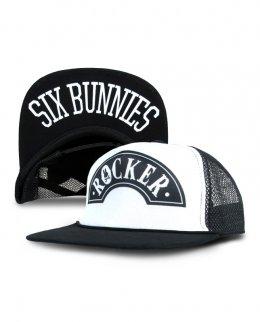 Six Bunnies ROCKER Kids Accessories Hat.