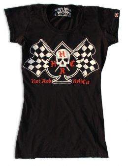 Hotrod Hellcat SPADE Damen T-Shirts