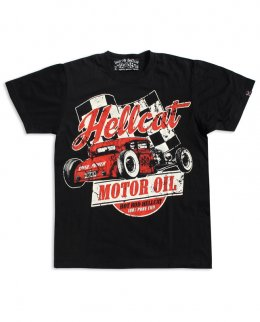 Hotrod Hellcat MOTOR OIL Herren T-Shirts