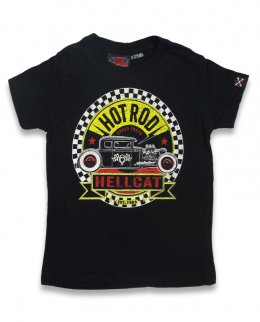 Hotrod Hellcat SPEED PARTS Kinder T-Shirts