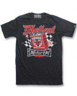 Hotrod Hellcat MOTOR OIL II Herren T-Shirts