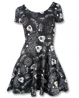 Liquor Brand OUIJA-skate Damen Kleid