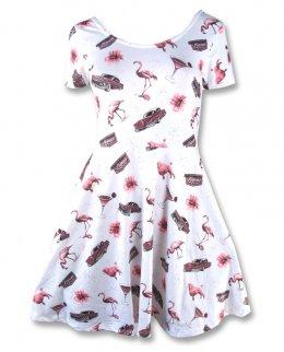 Liquor Brand VEGAS-skate Damen Kleid