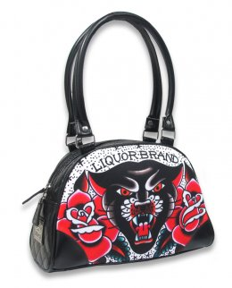 Liquor Brand BLACK PANTHER Zubehör Taschen-Handtaschen