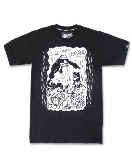 Liquor Brand DRINKIN' Herren T-Shirts