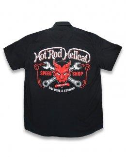 Hotrod Hellcat DEVIL Herren Hemd