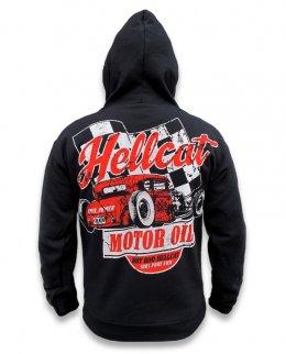 Hotrod Hellcat MOTOR OIL Herren Kapuzenpullover/Hoodies