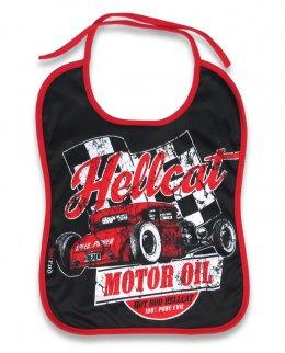 Hotrod Hellcat MOTOR OIL Lätzchen Baby