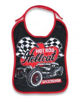 Hotrod Hellcat SPEEDSHOP Lätzchen Baby
