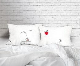 CATAPULT SET/2 PILLOWCASES