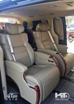เบาะ VIP สำหรับรถ H1  แบบปรับไฟฟ้า