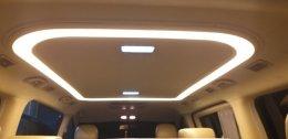 Hyundai H1 เพิ่มไฟ LED