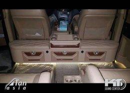 คอนโซลเตี้ย สำหรับ Hyundai H1 แบบประหยัด