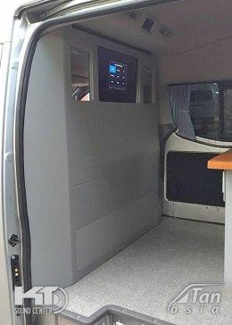 กั้นกระจก ห้องคนขับกับห้องโดยสาร