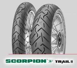 Pirelli SCORPION TRAIL II : 100/90-19+150/70R17