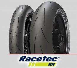 Metzeler Racetec RR K3 : 120/70ZR17+200/55ZR17