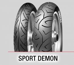 Pirelli SPORT DEMON : 100/90-19+130/80-17